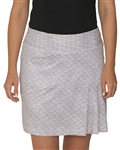 Chase54 Pandora Pull-On Pleat Golf Skort