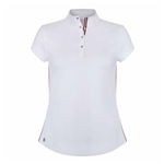 Chase54 Beacon Short Sleeve Mock - White