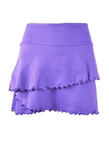 EllaBelle Match Tennis Skirt - Perfect Purple