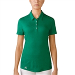 Adidas Performance Amazon Short Sleeve Polo