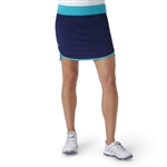 Adidas Rangewear Fashion Golf Skort - Night Sky/Energy Blue