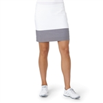 Adidas Ultimate 365 Adistar Color Block Skort - White