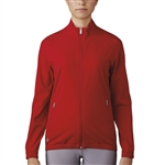 Adidas Essentials Full Zip Power Red Wind Jacket