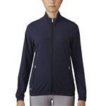 Adidas Essentials Full Zip Navy Wind Jacket
