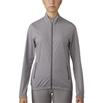 Adidas Essentials Full Zip Wind Jacket - Trace Grey