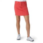 Adidas Essentials 3-Stripe Golf Skort - Core Pink