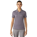 Adidas Rangewear Short Sleeve Polo - Trace Grey