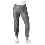 "Adidas Ultimate Adistar 27"" Printed Trace Grey Ankle Pant"