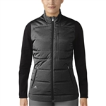 Adidas Climaheat Black Puffer Jacket