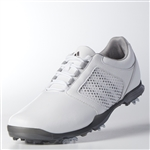 Adidas Adipure Tour Golf Shoe - White / Light Onix