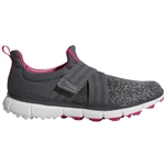 Adidas Women's Climacool Knit Golf Shoe - Grey Five/hock Pink