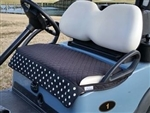 GolfChicBag Quilted Golf Cart Seat Cover