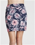 "Tail Isle 18"" Golf Skort - Floret"