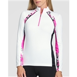Tail Trent Long Sleeve Mock - Sporty Floral
