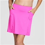 "Tail Avera 18"" Golf Skort  Azalea"