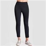 Tail Kat Pull On Ankle Golf Pant - Black