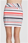 "Tail Mila 18"" Golf Skort - Tanzania Stripe"