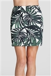"Tail Helaine 18"" Golf Skort - Sabal Palm-Honeydew"