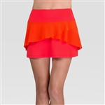 Tail Saskia Paprika Red Tennis Skort