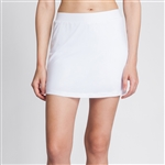 Tail Optima A-Line White Tennis Skort