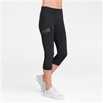 Tail Sue Capri Black Legging