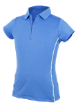 Garb Arabella Girls Golf Polo - Blue