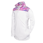 Garb Girls Elizabeth 1/4 Zip Jacket