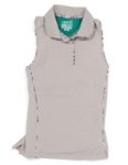Garb Pam Girls Sleeveless Golf Polo