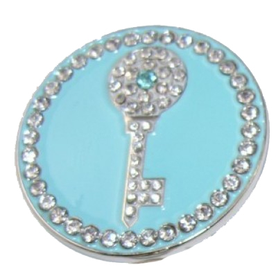 Abigale Lynn Ball Marker with Hat Clip Key