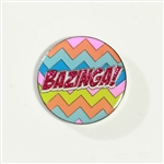 Abigale Lynn Bazinga! Ball Marker with Hat Clip