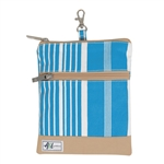 A&L Golf Carry All - Ticking Stripe