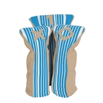 A&L Golf Headcovers - Ticking Stripe