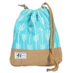A&L Golf Ditty Bag - Lagoon