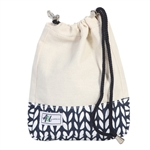 A&L Golf Ditty Bag - Vine Natural