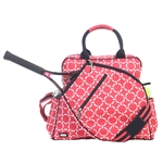 Ame & Lulu Tennis Tour Bag - Cabana