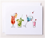 Bloom Design Note Cards - Tipsy Shot | Golf4Her