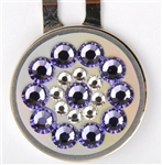 Blingo Ballmarker Purple Shine