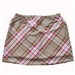 B-Skinz Bitt Plaid Skort for Junior Girls