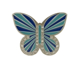 Druh Belt and Buckle - Butterfly Buckle