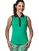 Chase54 Ladies Auckland Sleeveless Golf Polo