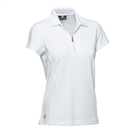 Daily Sports Macy Short Sleeve Golf Polo - White