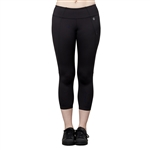 GG Blue Naomi Fitness Legging - Black/Slate