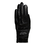 Glove It Signature Leather Golf Glove - Croco Black