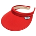Glove It Ladies Golf Visor Red
