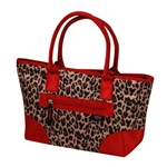 Glove It Leopard Tote Bag
