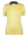 Tail Elizabeth Essentials Polo - Pineapple