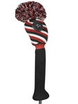 Just4Golf Hybrid Headcover - Diagonal Stripe