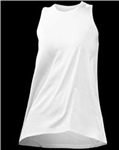 JoFit Time Zone Tunic White
