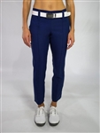 JoFit Slimmer Cropped Pant - Blue Depth
