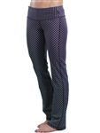 JoFit Packable Pant - Diagonal Stripe